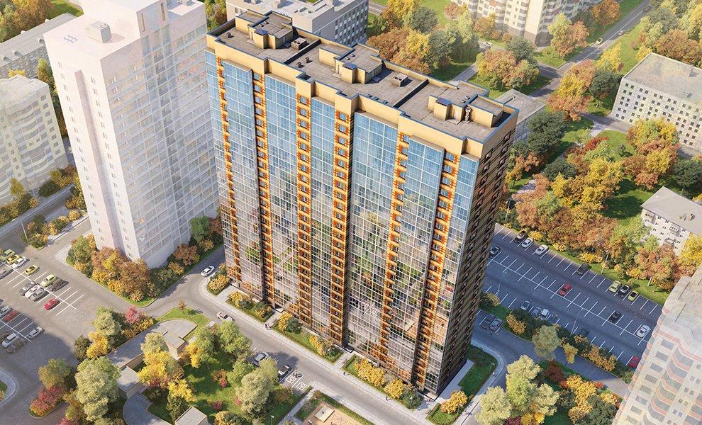 Квартиры в Кудрово